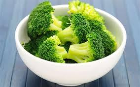 bổ sung nước với Bông cải xanh